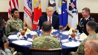 US-Verteidigungsbudget wird um 54 Milliarden Dollar angehoben