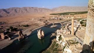 Türkische Kulturstätte darf geflutet werden