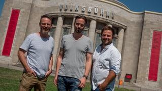 «Heidi»-Regisseur Alain Gsponer hat sein Herz an Berlin verloren