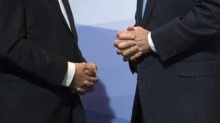 Vermittlungsarbeit in einer «historischen Vertrauenskrise»