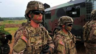 Nato will Ostflanke stärken