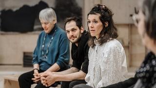 Das Theaterstück «Nora» wird zu einer Therapiesitzung