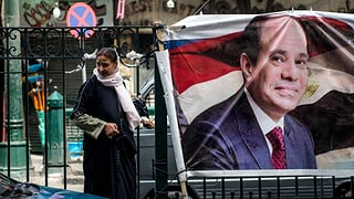 Abdel Fattah al-Sisi mit 97 Prozent wiedergewählt