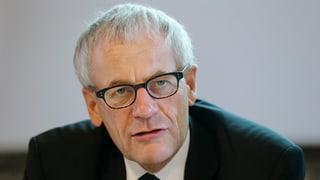Kurt Fluri will noch einmal Solothurner Stadtpräsident werden