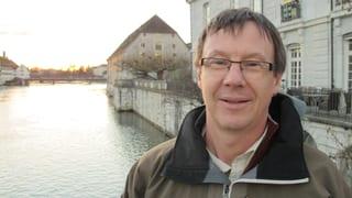 Tourismus-Chef Jürgen Hofer: «Weissenstein als Familienberg»
