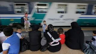 Viele Italiener fühlen sich überfordert von den Flüchtlingen