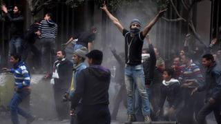 Ägypter fordern Brot, Freiheit und soziale Gerechtigkeit