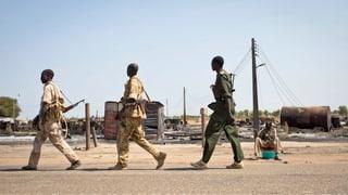 «Es ist nur ein fragiler Nichtangriffspakt»