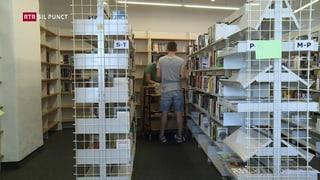 La biblioteca da Cuira fa midada