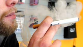Der Streit um die E-Zigarette