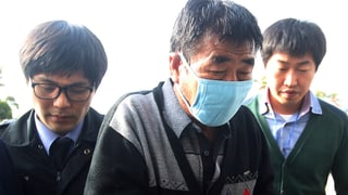 Unglücksfähre «Sewol»: Todesstrafe für Kapitän gefordert