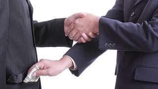 Korruptionsbericht: «Beim Geldfluss braucht es Transparenz»