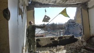 Anti-IS-Allianz verkündet Eroberung von IS-Hochburg Rakka