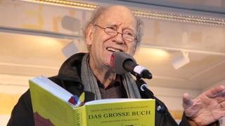 Franz Hohler liest Geschichte: «Weihnachten, wie es wirklich war»