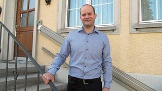 Fabian Peter: «Ich bin vom Volk gewählt und vertrete das Volk»