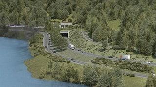 Obwaldner Parlament will beim Tunnel Kaiserstuhl Gas geben