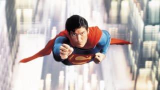 Als Superman sich selbst zuzwinkerte (Artikel enthält Video)