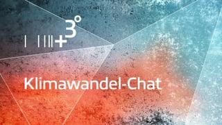 Klimawandel-Chat mit Wissenschaft und Forschung