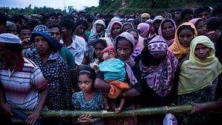 Bangladesch pocht auf Rückkehrrecht