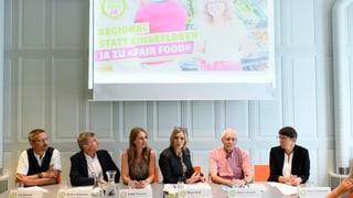 Cumbat per iniziativa da fair-food cumenza