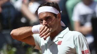 Federer erklärt Forfait für Rom-Viertelfinal