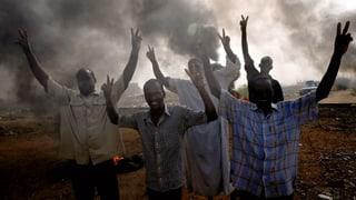 Tote und Verletzte bei Demonstrationen im Sudan