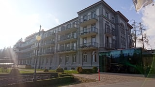 24.04.2017: Buna emprima stagiun d'enviern per il Waldhaus renovà