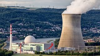 AKW Leibstadt bleibt am Netz: Ensi gibt grünes Licht