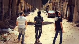 Syrien: Die Liebe zum Metal stirbt zuletzt