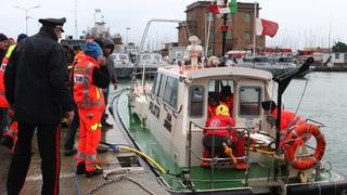 Zwei Tote nach Tanker-Unglück vor Küste Italiens