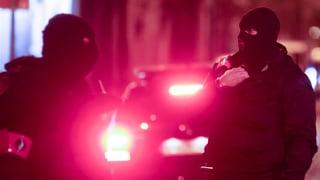Nagin fastiz d'um suspectà a Brüssel