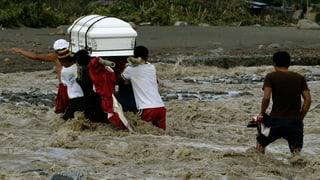 Hunderte Tote nach Unwetter auf Philippinen