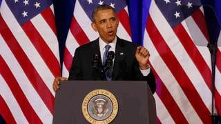 Obama will befreundete Regierungen nicht mehr überwachen