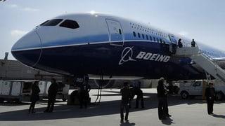 Imageverlust für Boeing: User ziehen über Dreamliner her