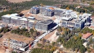 Erdogan lässt sich einen Palast bauen