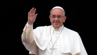 Papst macht in Weihnachtsbotschaft Krisenherde zum Thema