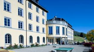 Institut Otalpin perda labels da Swiss Olympic