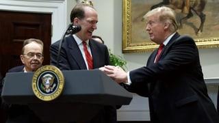 Trump schlägt Malpass als neuen Weltbank-Chef vor