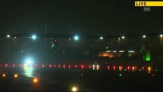 Die letzte Landung der «Solar Impulse 2»