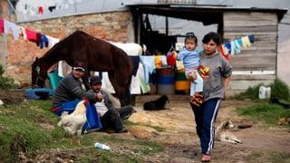 Kolumbien vernachlässigt seine Vertriebenen