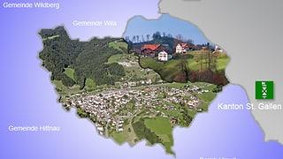 Hochzeit im Zürcher Oberland
