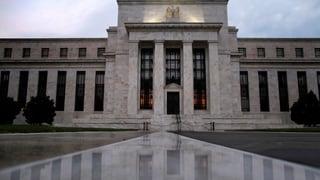 US-Notenbank drosselt Geldspritzen weiter – Leitzins unverändert