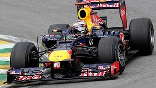 Vettel: «Crescendo» zum Triumph
