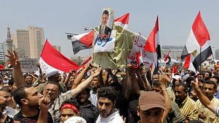 Präsident Mursi darf Ägypten nicht mehr verlassen