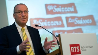 SRG spart weitere 40 Millionen Franken