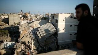 Gaza: Hamas Militärchef überlebt Luftangriff