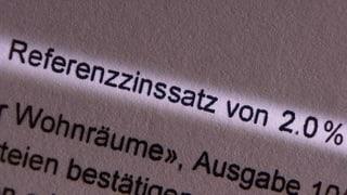 Fiese Masche: Falscher Referenzzins im Mietvertrag