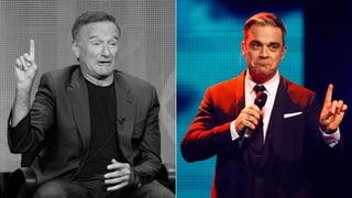 Twitter-Nutzer verwechseln Robin und Robbie Williams