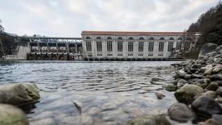 Wasserkraftwerke sollen in Aargauer Hand bleiben