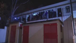 Flüchtlinge versuchen, erneut nach Ceuta zu gelangen